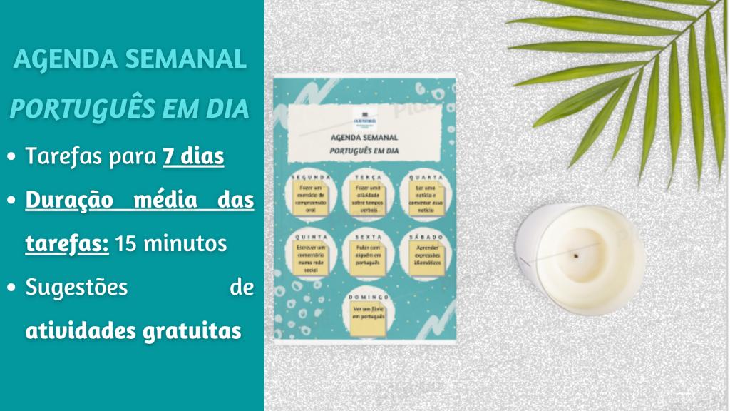 Página Inicial Falar Português